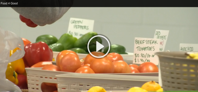 Food4Good on CTV News Edmonton