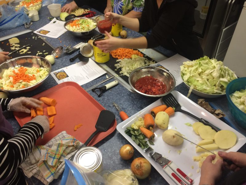 Collective Kitchen @ West End Christian Reformed Church