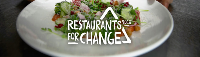 Restaurants for Change @ RGE RD, Otto Food & Drink or The Local Omnivore